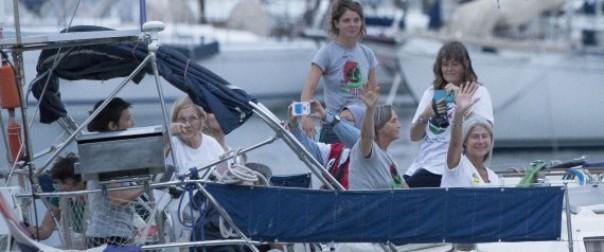 Gaza: le «bateau des femmes» intercepté par les forces d'occupation israélienne