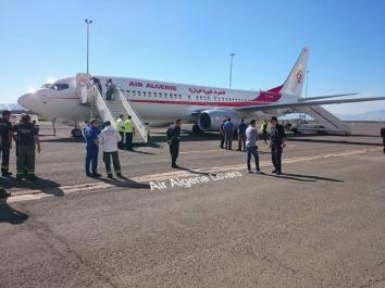 Air Algérie réceptionne un nouveau Boeing 737