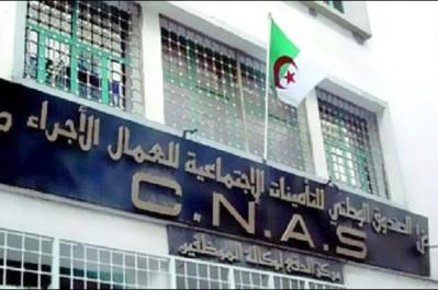 CNAS TIARET : Abandon de trois centres de paiement