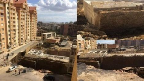 Effondrement d'une bâtisse à El-Achour: mise en place d'une commission d'enquête.