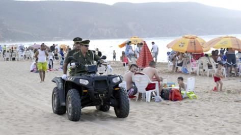 La gendarmerie évalue son plan de sécurité estivale