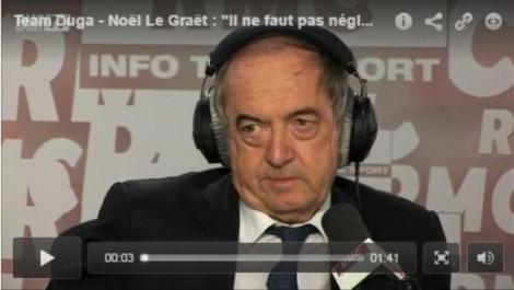Vidéo/Equipe de France : Le Graët veut un match amical en Algérie «le plus rapidement possible»