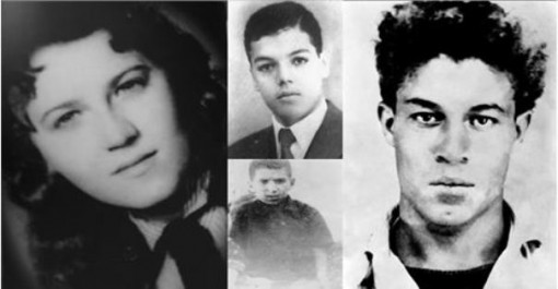 Le 8 octobre 1957, tombaient nos héros, Hassiba, Ali, Mahmoud et P'tit Omar