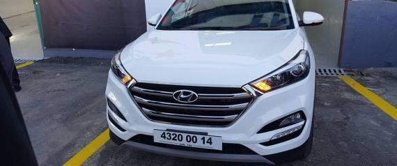 Sortie du premier véhicule Hyundai de l'usine de Tiaret.