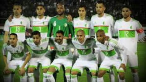 Mondial-2018/ Algérie-Cameroun : Déclarations de joueurs algériens recueillies en zone mixte