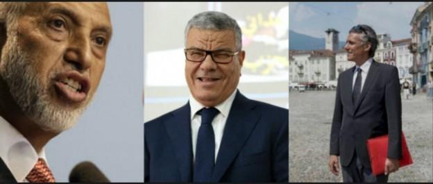 Accusations de Saïdani: Belkhadem réplique, Nekkaz menace de recourir à la Justice