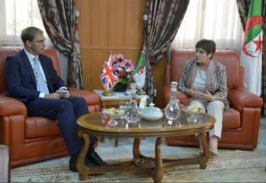 L'Algérie et la Grande-Bretagne veulent élargir leur coopération dans le domaine de l'éducation