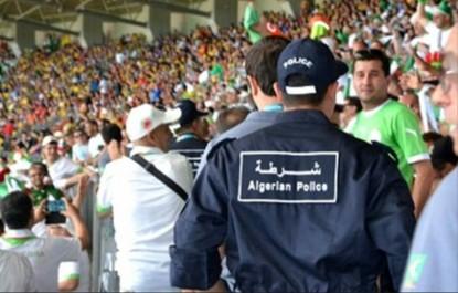 Mondial-2018/Algérie-Cameroun: des mesures sécuritaires pour le bon déroulement de la rencontre