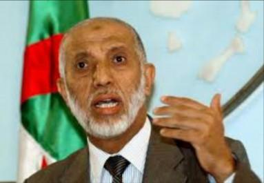 Belkhadem appelle à débarrasser le FLN de la «médiocrité» et de la «bassesse» de Saadani