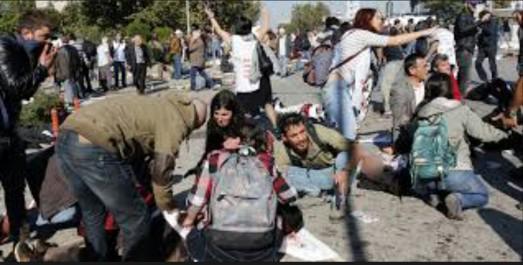 Turquie : au moins 18 morts dans l'explosion d'une voiture piégée dans le sud-est