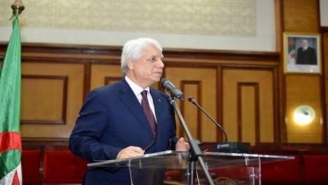 Lutte antiterroriste : M. Louh : l'Algérie et la France partagent les mêmes points de vue.