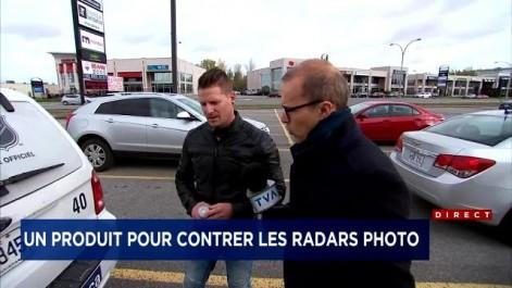 Un produit illégal pour contrer les radars photo?