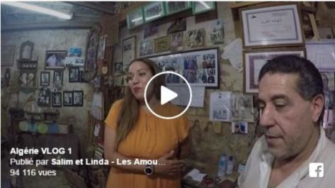 Vidéo: Quand les gagnants de Pékin Express nous montre leur vision d'Alger