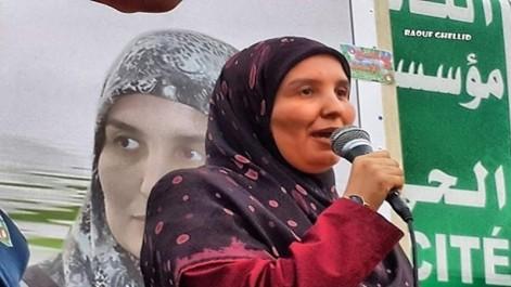 Ould Khelifa : L'APN solidaire avec la députée à bord du bateau des femmes pour Ghaza.
