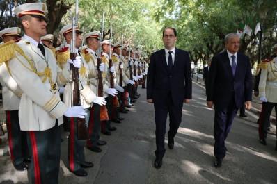 Algérie: Sellal s'entretient avec le Chef du gouvernement tunisien