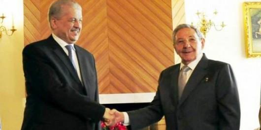 Sellal en visite officielle à Cuba à partir de mercredi