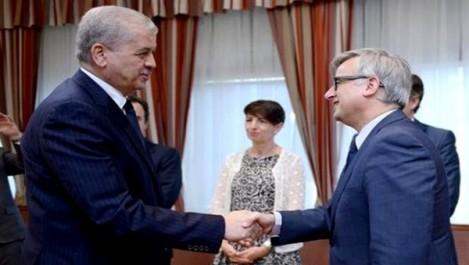 Le secrétaire d'État espagnol aux Affaires étrangères reçu par Premier ministre Sellal