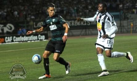 Coupe de la CAF (finale aller): Le Mouloudia de Béjaïa veut marquer l'histoire.