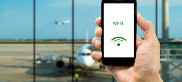 Ne payez plus jamais pour du Wi-Fi à l'aéroport.