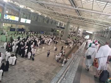 L'aéroport de Djeddah ciblé après le massacre de Sanaa.