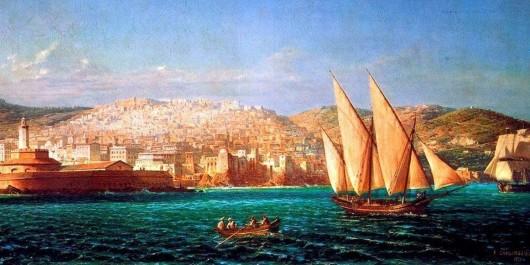 Conférence sur l'histoire d'Alger a l'époque ottomane.