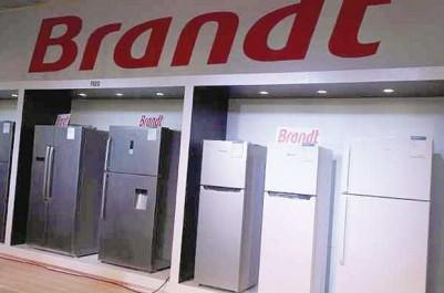 Le groupe Brandt poursuit son expansion en Algérie Le store de Bouira inauguré hier
