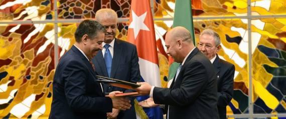 Algérie/Cuba : Nécessité de bâtir de nouveaux partenariats bénéfiques pour les deux pays.