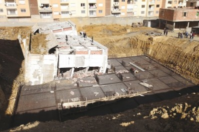Laxisme des autorités et impunité des promoteurs 1,2 million de bâtisses hors normes sur le territoire national