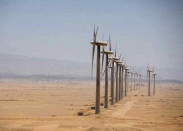 Adrar: La ferme éolienne de Kabertène, un modèle réussi d'exploitation des énergies renouvelables.