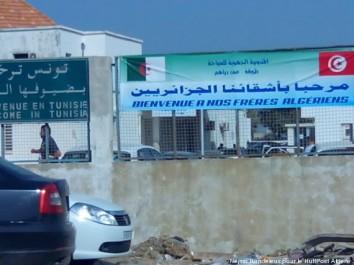 Le gouvernement tunisien décide d'annuler la taxe touristique pour les Algériens.