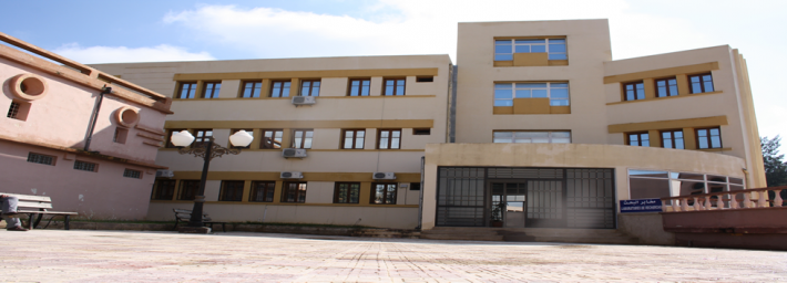 KHEMIS MILIANA : Des blessés dans l'effondrement d'un mur à l'Université