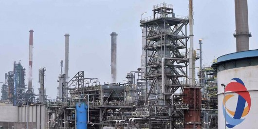 Accident dans une raffinerie Total: 5 blessés FranceDes flammes ont émergé lors d'une intervention de maintenance informe l'entreprise.