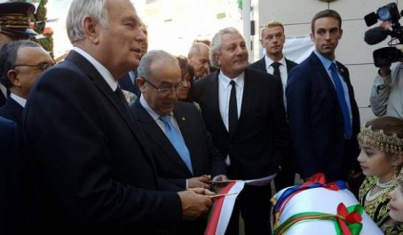 Ramtane Lamamra l'a affirmé à partir de Marseille: Les relations algéro-françaises sont «très bonnes»