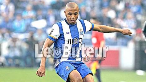Brahimi toujours en difficulté  avec Porto