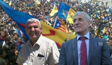 GPK/MAK : Ferhat Mehenni et Bouaziz Aït Chebib réaffirment «leur union»