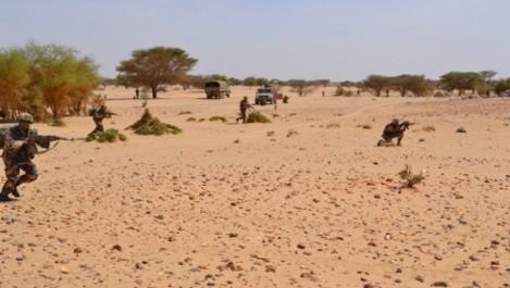 Lutte antiterroriste: découverte d'une cache d'armes et un lot de munitions à Tamanrasset (MDN)