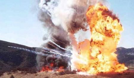Tunisie : aucune victime suite à l'explosion d'une mine aux environs de Jbel Semmama
