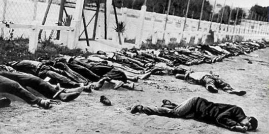 Le Musée central de l`Armée commémore les massacres du 8 mai 1945