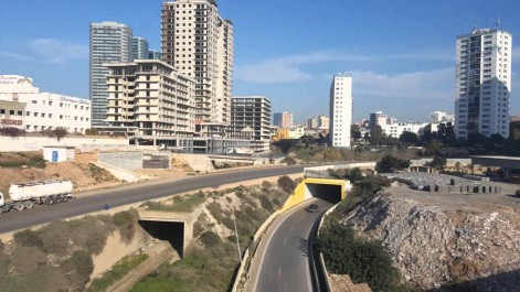 Oran: 400 immeubles à démolir
