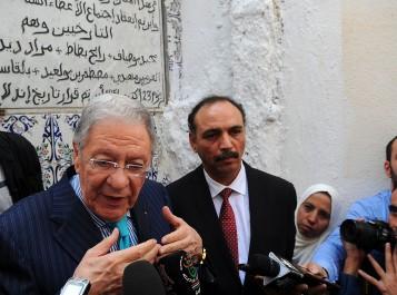 Tout en appelant à la trêve, Ould Abbès précise: «Mon élection s'est faite dans les règles de l'art»