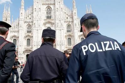 Trois  algériens arrêtés en Italie pour trafic de drogue