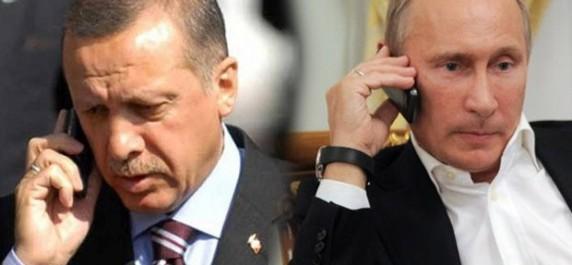 Poutine s'est entretenu avec Erdogan et Abadi sur la bataille de Mossoul