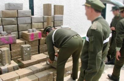 Lutte contre la drogue: 15.208 affaires traitées par les services de la PJ de la région centre en 2016