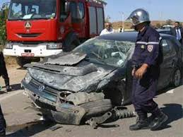Accidents de la route: 7 morts et 8 blessés en 24 heures (Protection civile)