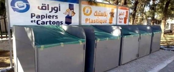 Tizi-Ouzou: Lancement d'une opération pilote de tri des déchets dans les villages.
