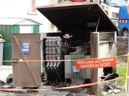 Centrale de Sonelgaz d'el Hamma (Alger): Un transformateur électrique explose