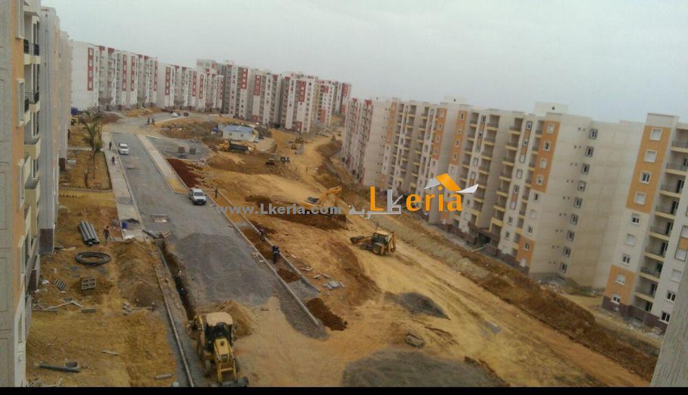 La nouvelle ville sidi abdallah les logements remis en for Piscine portable algerie