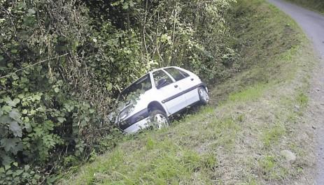 Aïn Defla: Un véhicule léger chute dans un ravin, le conducteur est tué sur le coup