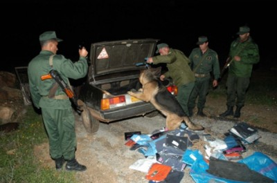 El Tarf: Saisie de deux voitures recherchées par Interpol