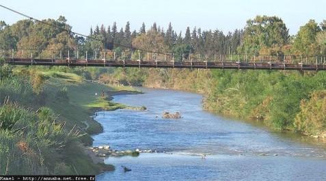 Guelma : Découverte d'un corps sans vie sous le pont d'oued Seybouse